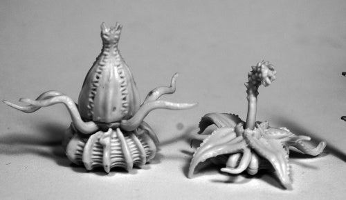 Reaper Miniatures - Death Star Lilies - unpainted