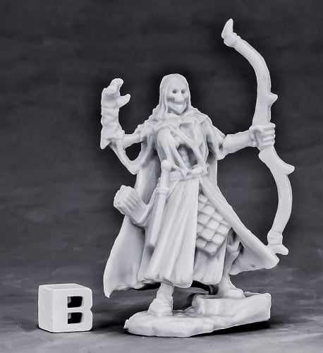 Undead Elf Archer unpainted