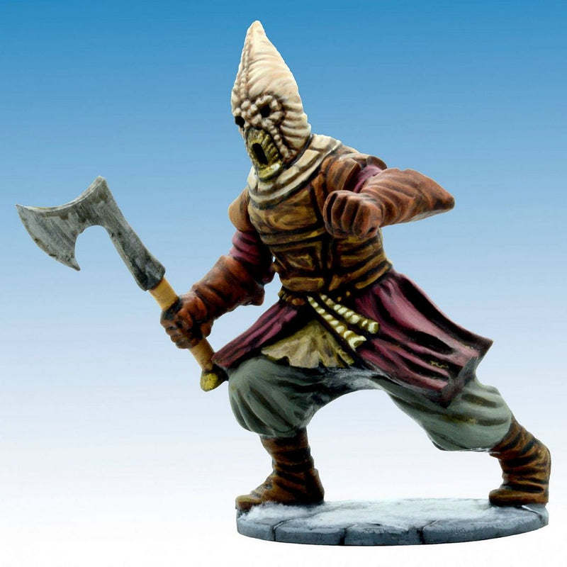 frostgrave cultists - rangers of shadow deep minis
