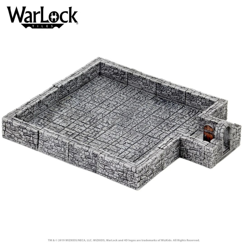 warlock dungeon tiles  set 1