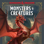 D&D Monsters and Creatures  ||  D&D A Young Adventurer's Guide