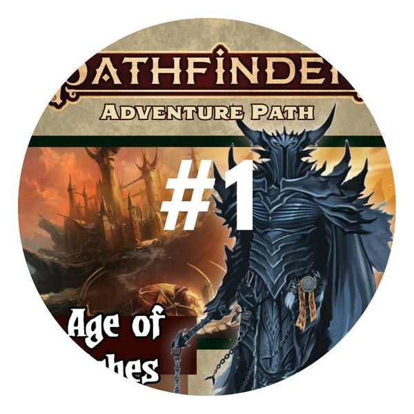 Pathfinder - Age of Ashes Adventure Hellknight Hill