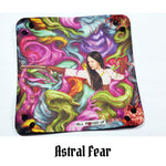 All Rolled Up UK - Astral Fear - Square Dice Tray 1pc - laid out flat