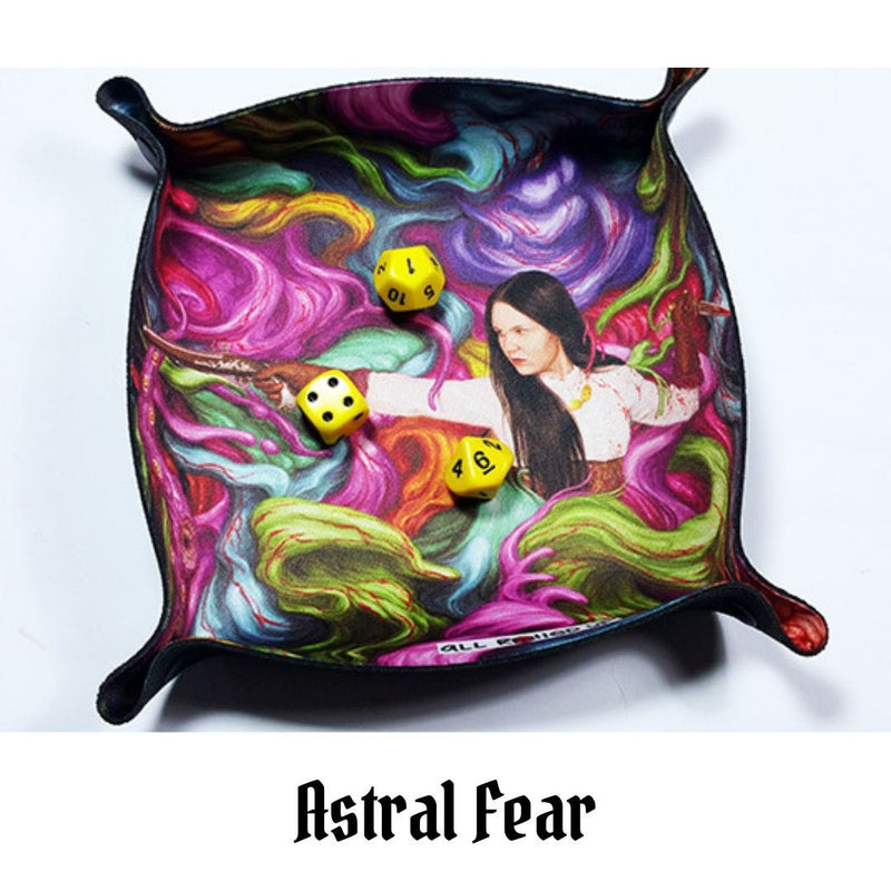 Dice Trays Australia - All Rolled Up - Astral Fear