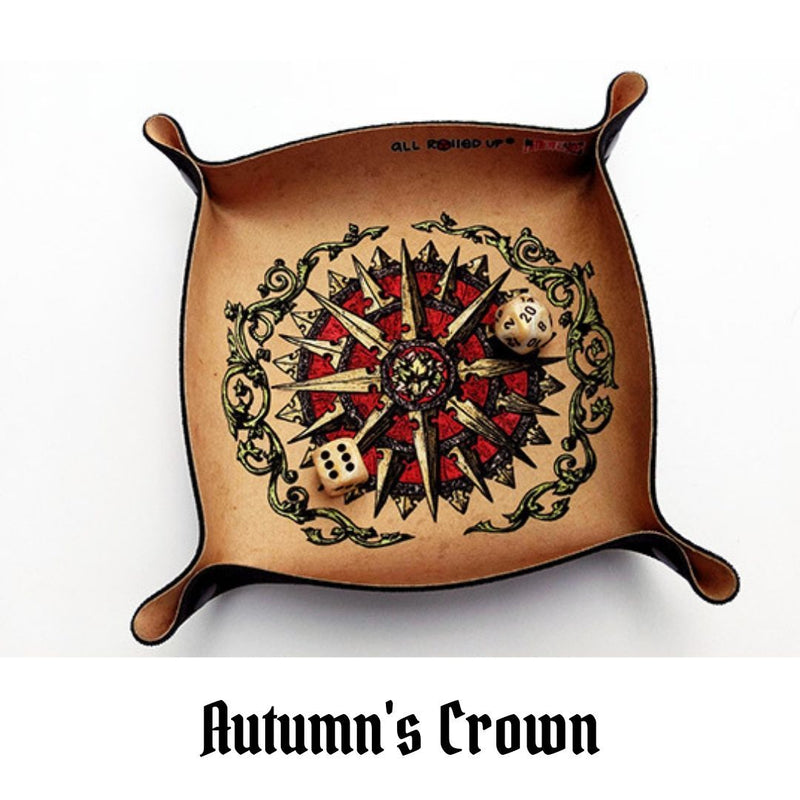 Dice Trays Australia - All Rolled Up - Autumn's Crown