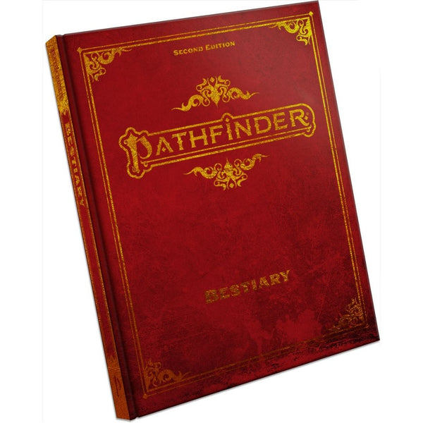 Paizo #2102-SE Pathfinder 2E Bestiary (Special Edition) Hardcover Book