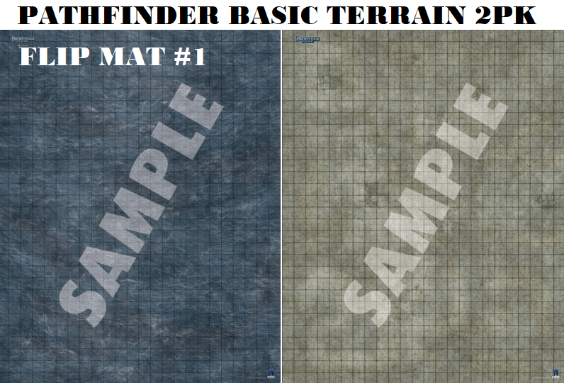 Pathfinder Battle Mat - Terrain multipack