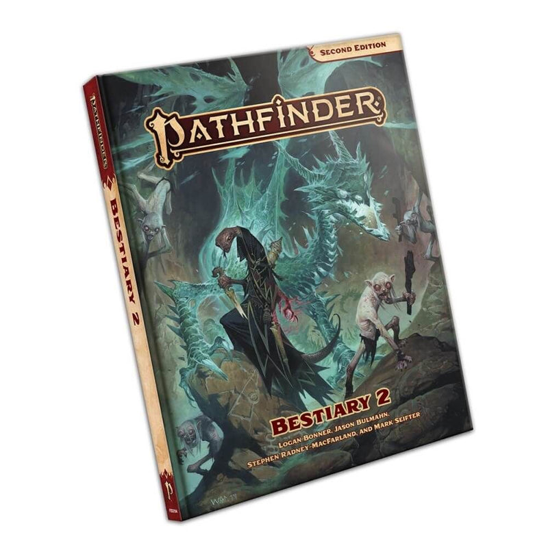 pathfinder second edition - bestiary 2