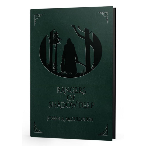 Rangers of Shadow Deep - Deluxe Edition - By Joseph A McCullough