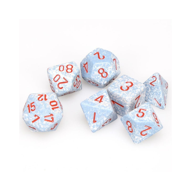 DnD Dice - Chessex - Speckled Air