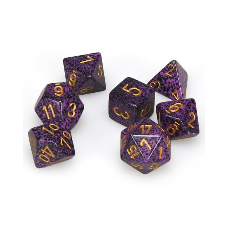 DnD Dice - Chessex - Speckled Hurricane