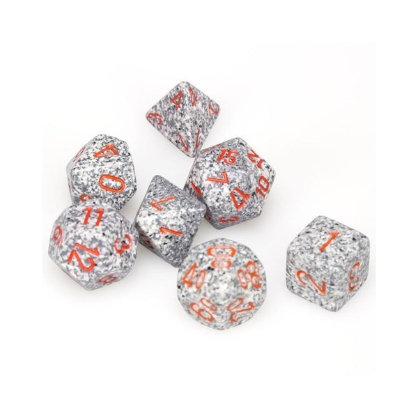 RPG Dice - Chessex - Speckled Granite