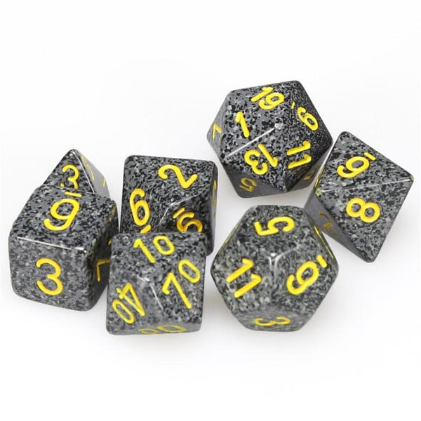RPG Dice - Chessex - Speckled Urban Camo