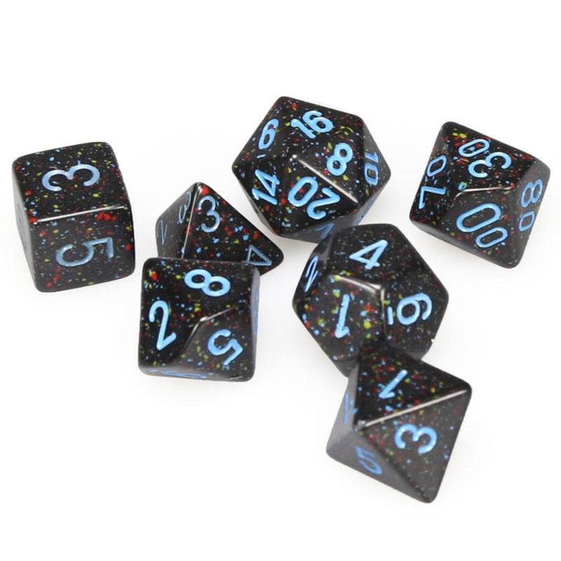 DnD Dice - Chessex - Speckled Blue Stars
