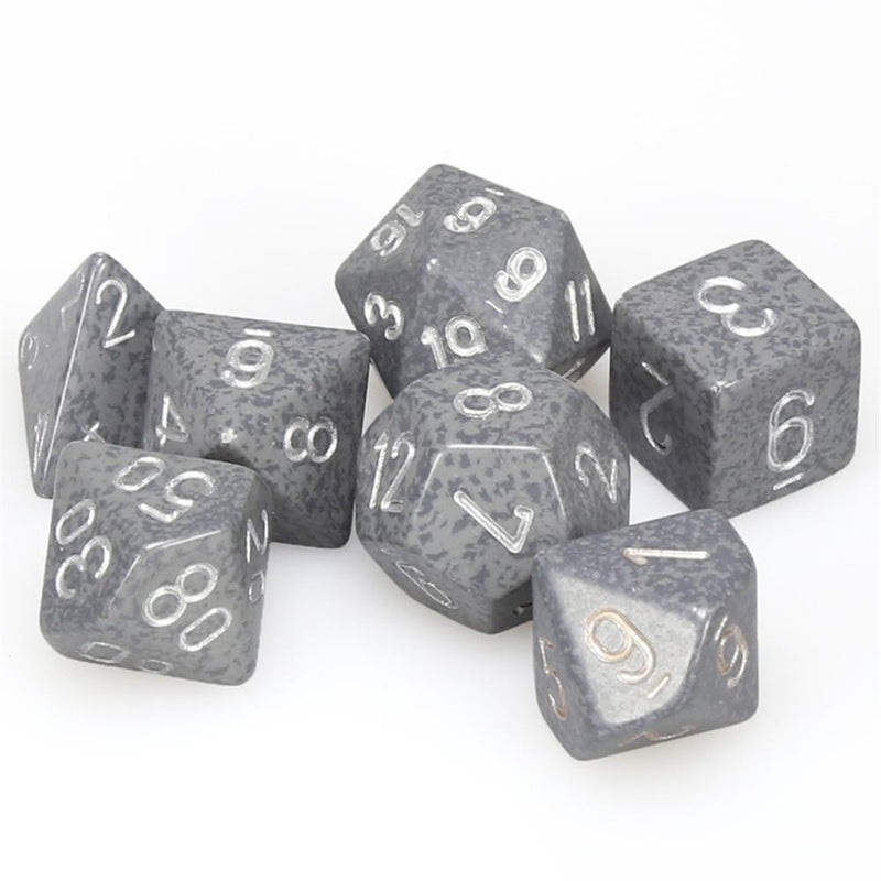 D&D Dice Set - Chessex - Speckled Hi-Tech