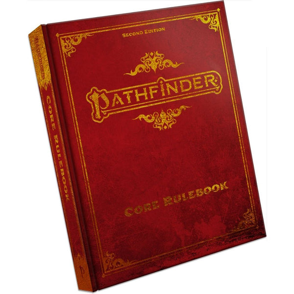 Paizo #2101-SE Pathfinder 2E Core Rulebook (Special Edition) Hardcover Book