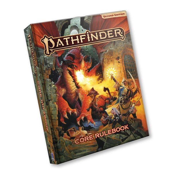 Paizo #2101 Pathfinder 2E Core Rulebook Hardcover Book