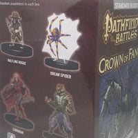 Pre Painted Pathfinder Miniatures - Crown of Fangs example minis 1