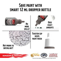D&D Paint Set - Safe dropper bottle, no spills