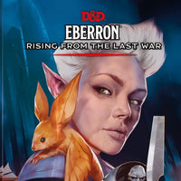 D&D Books - Eberron: Rising from the Last War - cover image