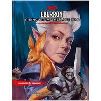 D&D Adventures - Eberron: Rising from the Last War - Front Cover