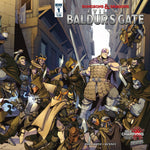 IDW Publishing #9781684053353 D&D Evil at Baldurs Gate - cover photo