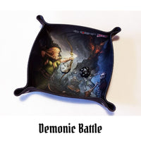 Dice Trays Australia - All Rolled Up - Demonic Battle