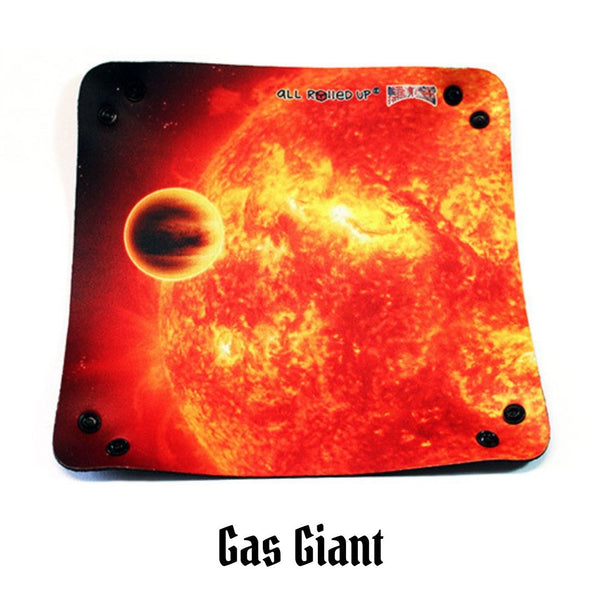 All Rolled Up UK - Gas Giant - Square Dice Tray 1pc - laid flat
