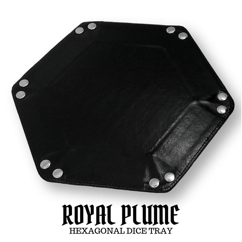 Dice Rolling Trays - Dice Hub - Royal Plume