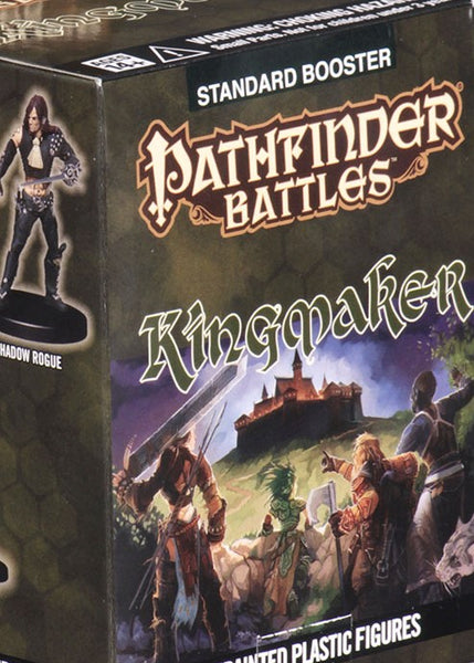 Pre Painted Pathfinder Miniatures - Kingmaker booster