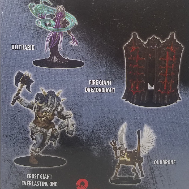 Pre Painted D&D Miniatures - Menagerie 3 previews 1