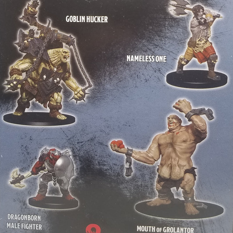 Pre Painted D&D Miniatures - Menagerie 3 previews 2