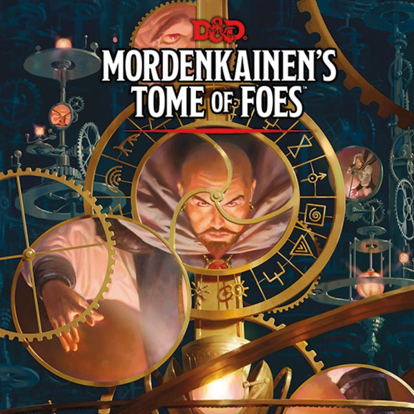 D&D Mordenkainen's Tome of Foes  ||  Dungeons & Dragons 5th Edition: Books