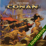 Conan RPG - Conan the Pirate