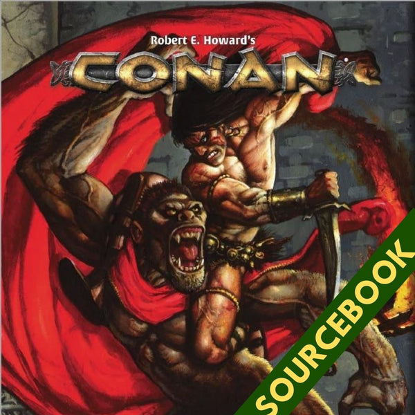 Conan RPG - Conan the Thief