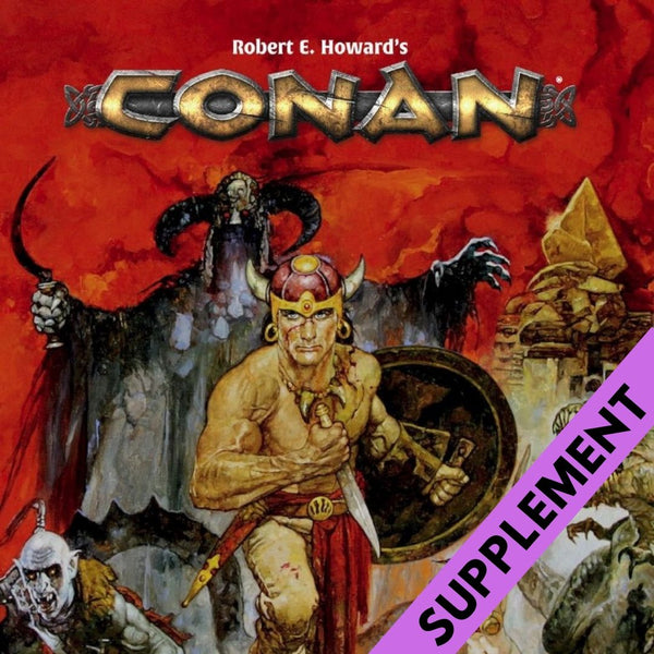 Conan RPG - Horrors of the Hyborian Age