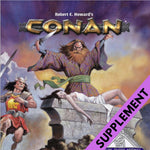 Conan RPG - The Book of Skelos