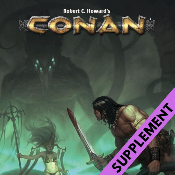 Conan RPG - Nameless Cults