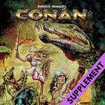 Conan RPG - Ancient Ruins & Cursed Cities