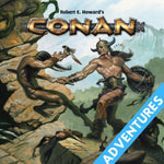 Conan RPG - Jeweled Thrones of the Earth