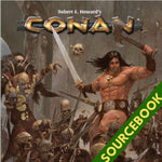 Conan RPG - Conan the Monolith