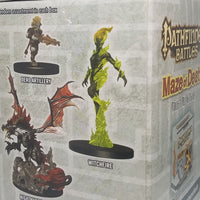Pre Painted Pathfinder Miniatures - Maze of Death Booster minis 2
