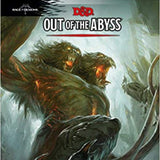 D&D Adventure: Out of the Abyss  ||  Dungeons & Dragons 5th Edition: Books