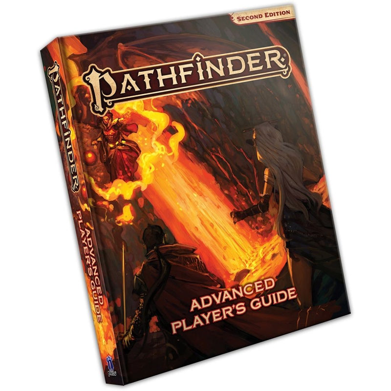 Pathfinder 2E Advanced Player's Guide  ||  Pathfinder: Second Edition