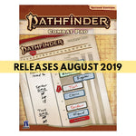 Paizo #2203 Pathfinder 2E Combat Pad - Preorder - Releases 01 August 2019