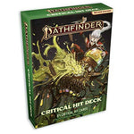 Pathfinder Cards - Critical Hit Effect Cards