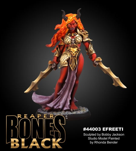 Reaper Miniatures - Efreeti - painted