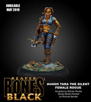 Reaper Miniatures - Female Human Rogue - painted