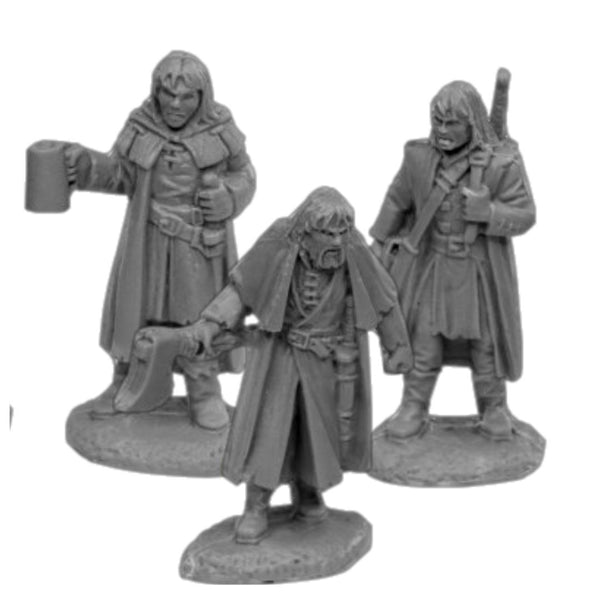 Reaper Miniatures - Mercenaries - Unpainted