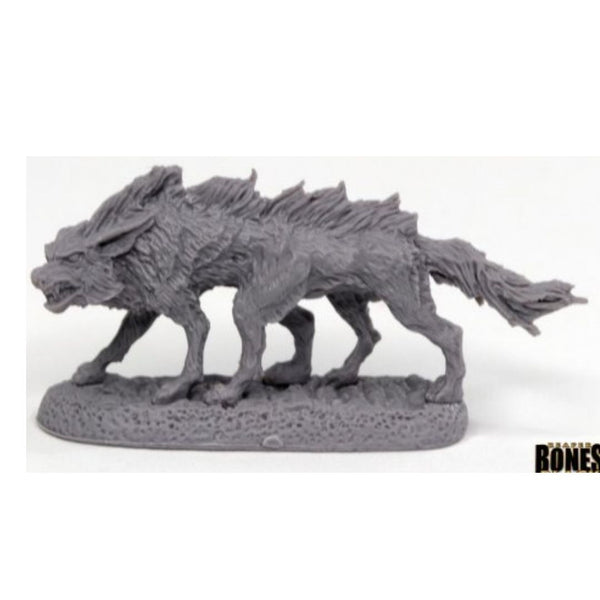 Reaper Miniatures - Blood Wolf - unpainted